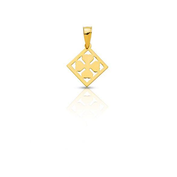 Arany medál, lóhere - 4102M38F