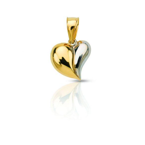 Arany medál, szív - 4102M73F
