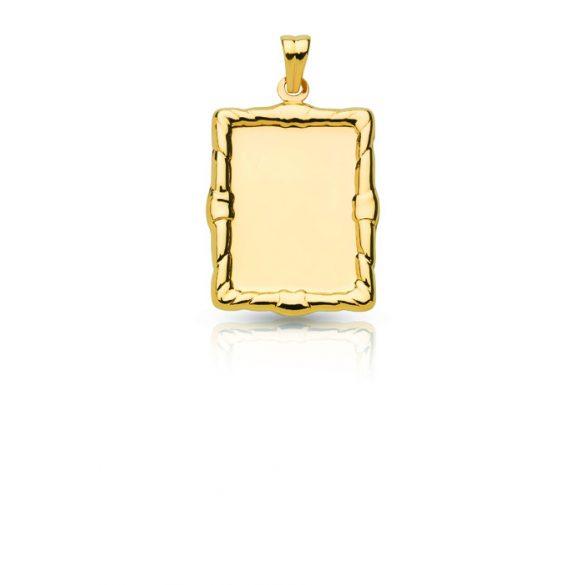 Arany lapmedál - 4102M74F