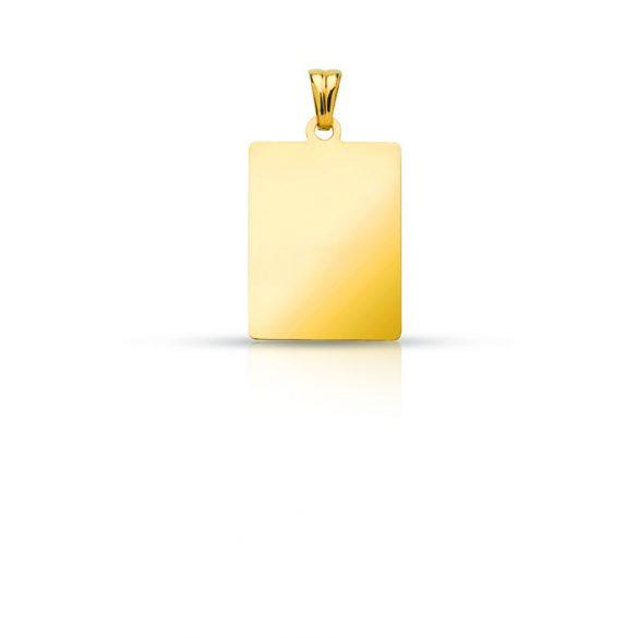 Arany lapmedál - 4102M80F