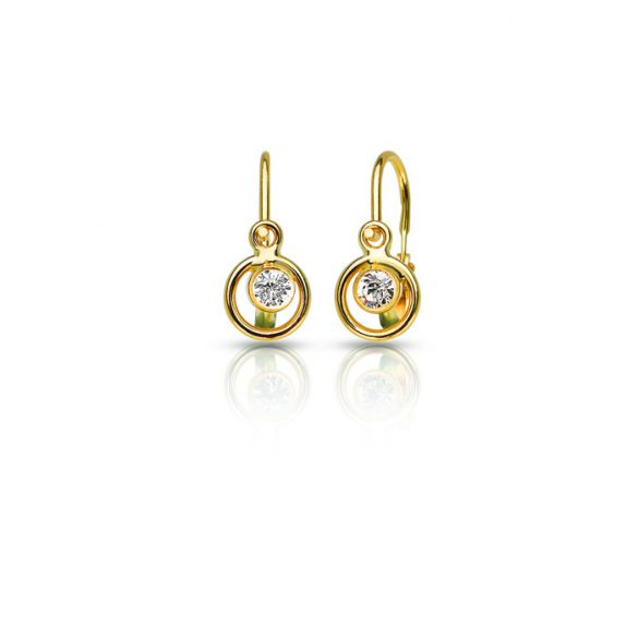 Arany fülbevaló - 4103FB4F