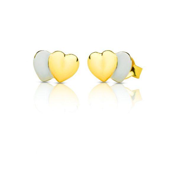 Arany fülbevaló - 4103FS37F