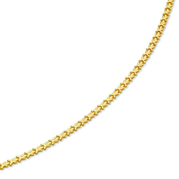Arany nyaklánc  - 4111L85F