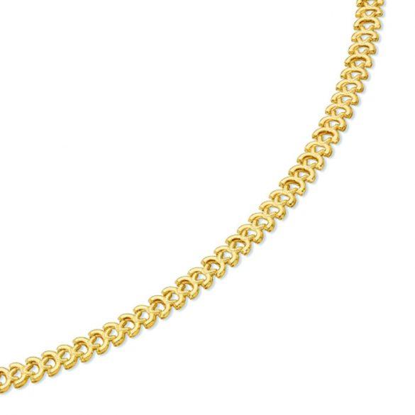 Arany nyaklánc  - 4111L98F