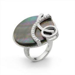 LENCIA – MOTHER OF PEARL Gyűrű