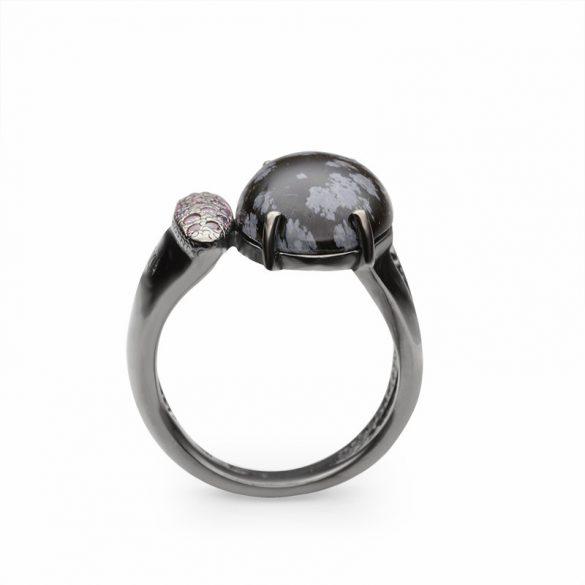 LENCIA - SNOWFLAKE Gyűrű