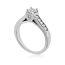Arany Gyűrű Brillel - 5810