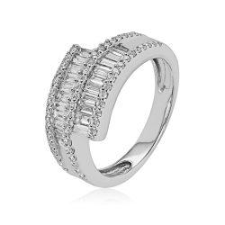 Arany Gyűrű Brillel - 6205