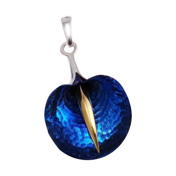 Kék titánium medál – AP