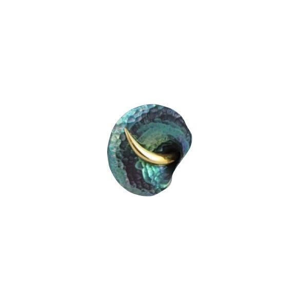 Zöld titán gyűrű – GARXL