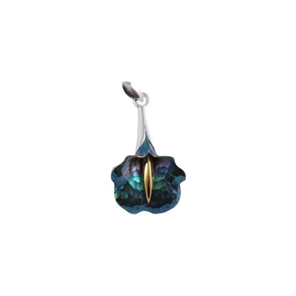 Zöld titánium medál – GBPS